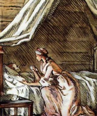 Маша Миронова из произведения Капитанская дочка Пушкина (Образ и характеристика)