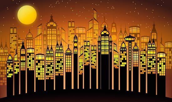 Город моей мечты - сочинение