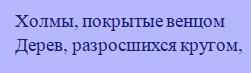 Сочинение по поэме Мцыри (8 класс)
