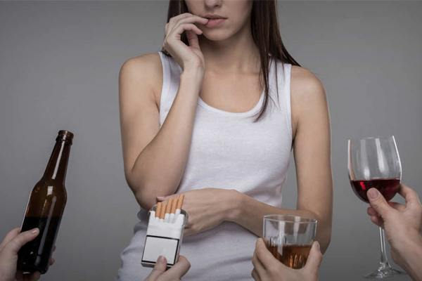 Сочинение про Вредные привычки
