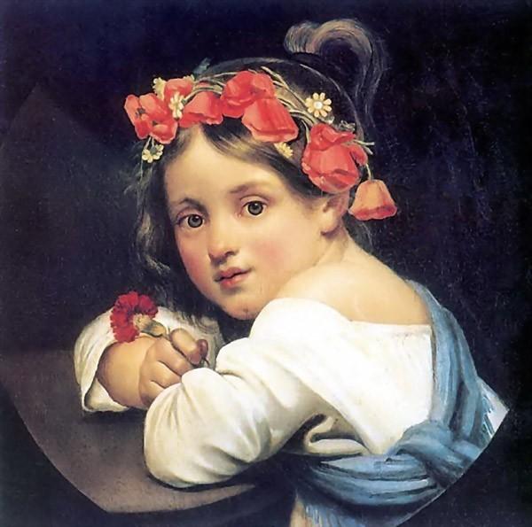 Сочинения по картинам Кипренского Ореста