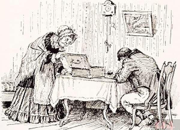Сочинение Коробочка в поэме Мертвые души (Образ и характеристика)