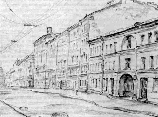 Образ Петербурга в романе Преступление и наказание