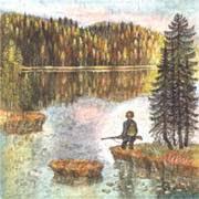 Васюткино озеро - сочинение для 5 класса