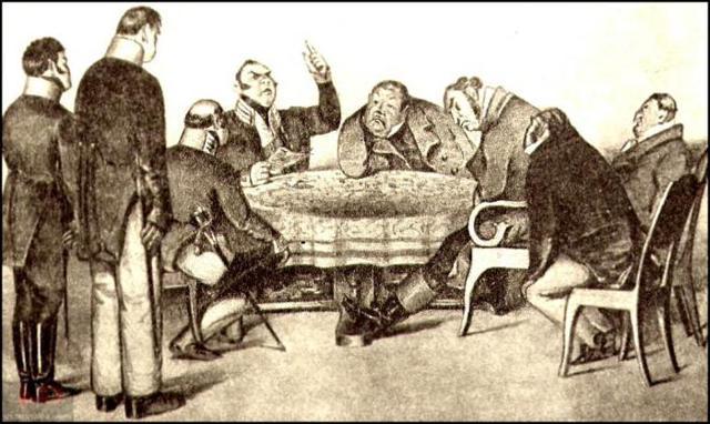Ревизор - история создания комедии Гоголя