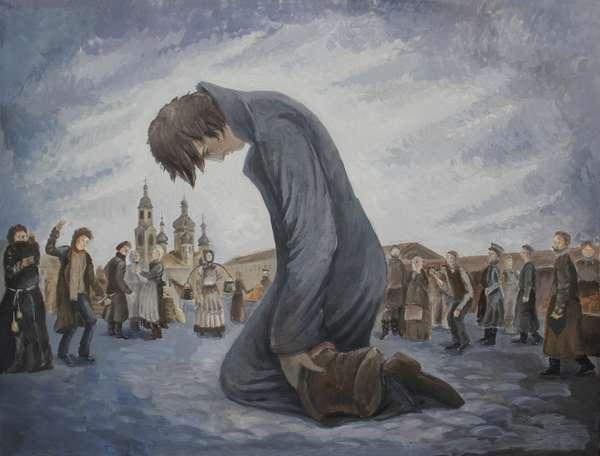 Характеристика главных героев романа Преступление и наказание
