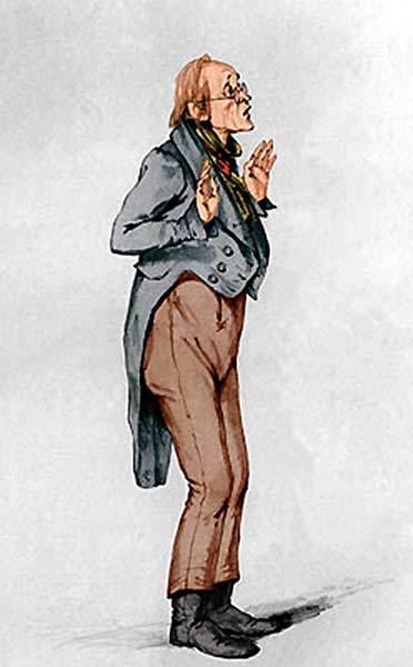Характеристика и образ Луки Лукича Хлопова