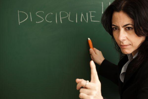 Сочинение Дисциплина и сила воли