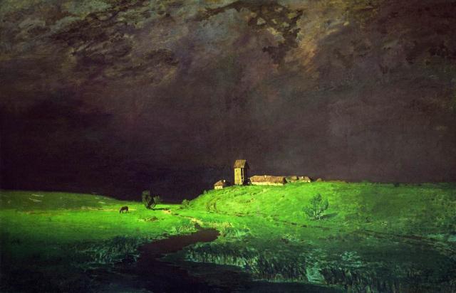 Сочинение по картине После дождя Куинджи
