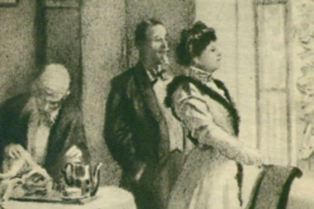 Сочинение Фирс в пьесе Вишневый сад (Образ и характеристика)