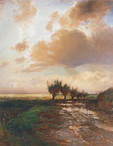 Сочинение по картине Проселок Саврасова (3-7 класс)