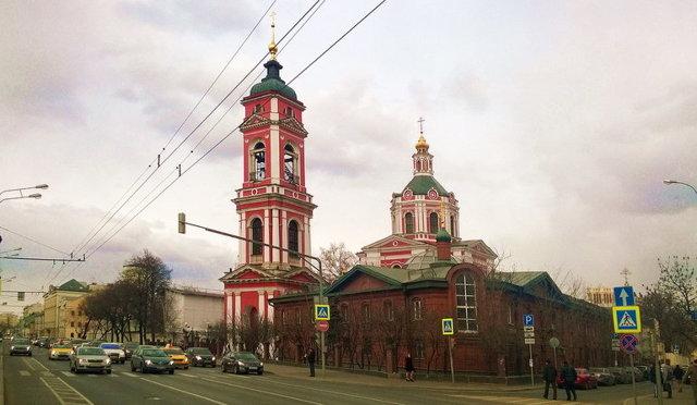 Сочинение-описание по картине Церковь Вознесения на улице Неждановой в Москве Назаренко 9 класс