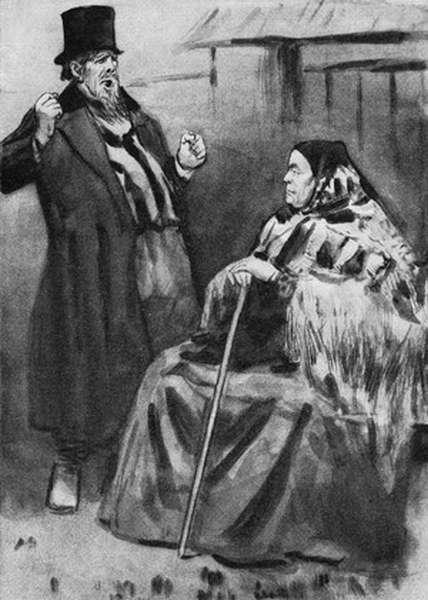 Образ Кабанихи в пьесе Островского Гроза (характеристика Кабановой)