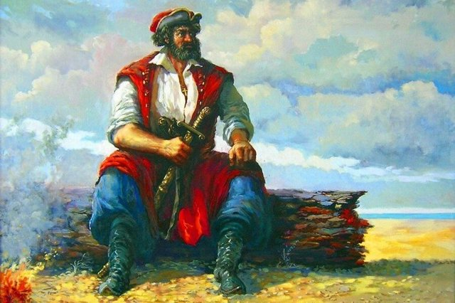 Сочинение-описание Степан Разин Сурикова по картине 6 класс