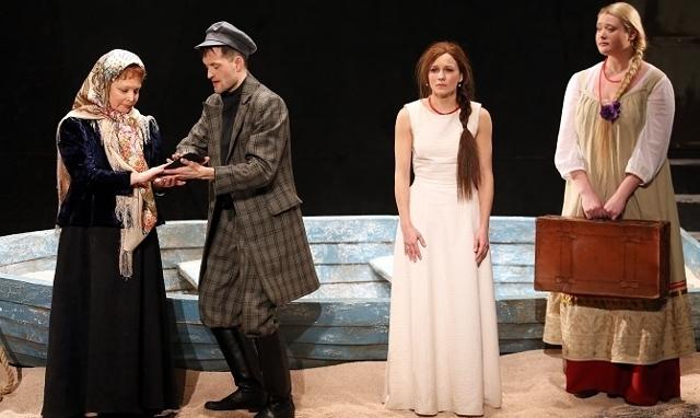 Сочинение Тихон Кабанов в пьесе Гроза (Образ и характеристика)