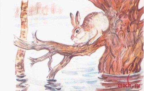Сочинение-описание по картине Наводнение Комарова (5 класс)