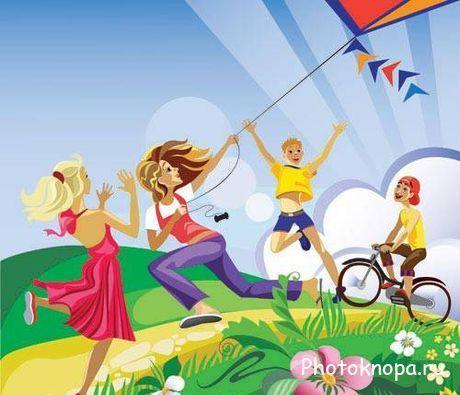 Сочинение на тему Летние каникулы (3, 4, 5, 6 класс)