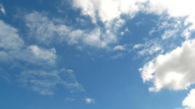 Сочинение про Небо
