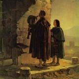 Сочинение по картине Итальянский полдень Брюллова (описание)