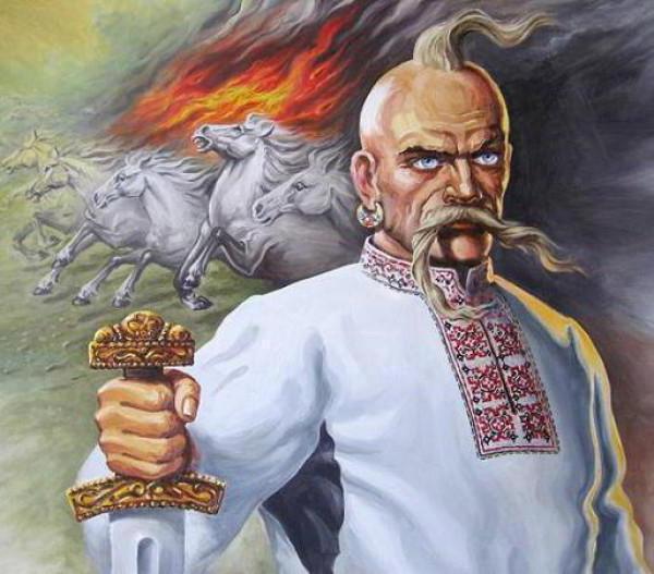 Сочинение Святослав в поэме Слово о полку Игореве (Образ и характеристика)