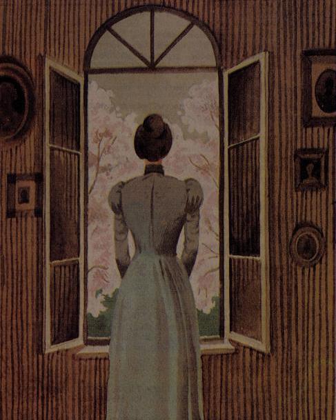 Образ и характеристика Шарлотты Ивановны в пьесе Вишневый сад