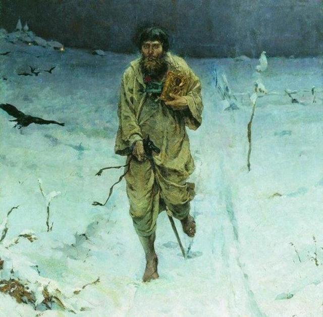 Анализ рассказа «Юшка» Платонова (7 класс)