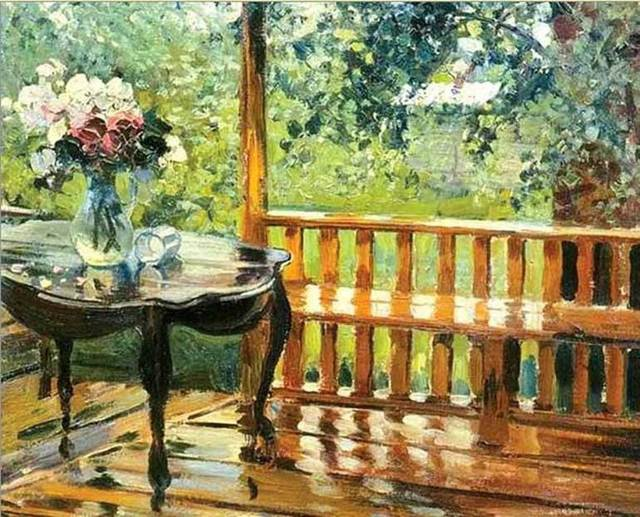 Сочинения по картинам Герасимова