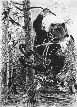 Анализ рассказа «Медведь на воеводстве» Салтыков-Щедрин