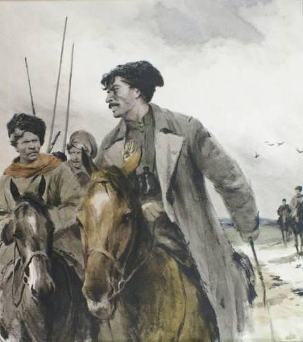 Сочинение Григорий Мелехов в романе Тихий Дон (Образ и характеристика)