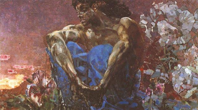 Сочинение по картине Врубеля Тамара и Демон Михаила (Описание)