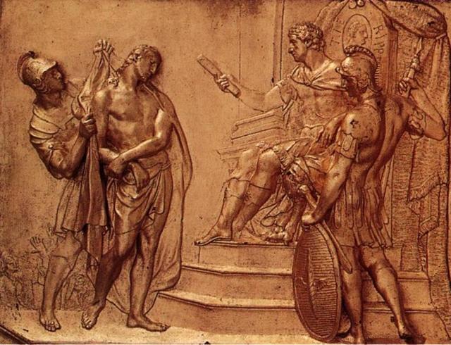 Сочинение Понтий Пилат в романе Мастер и Маргарита (Образ и характеристика)