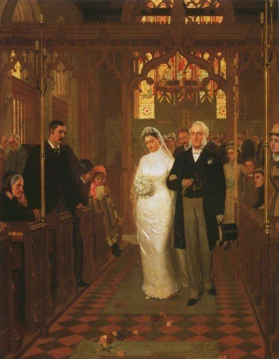 Сочинение по картине Неравный брак Пукирева 6 класс
