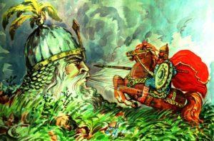 Сочинение Руслан из поэмы Руслан и Людмила Пушкина (образ и характеристика)