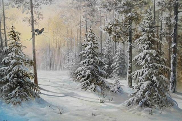 Сочинение на тему Зима (2, 3, 4, 5, 6, 7 класс)