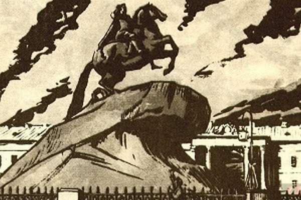 Анализ произведения Пушкина Медный всадник