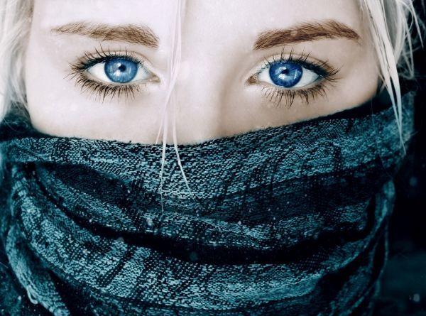 Сочинение Глаза - зеркало души