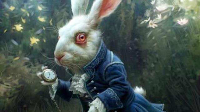 Сочинение Алиса в стране чудес