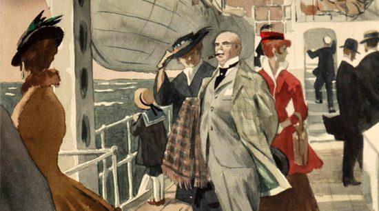 Сочинение Образ Господина из Сан-Франциско из рассказа Бунина (характеристика гланого героя)