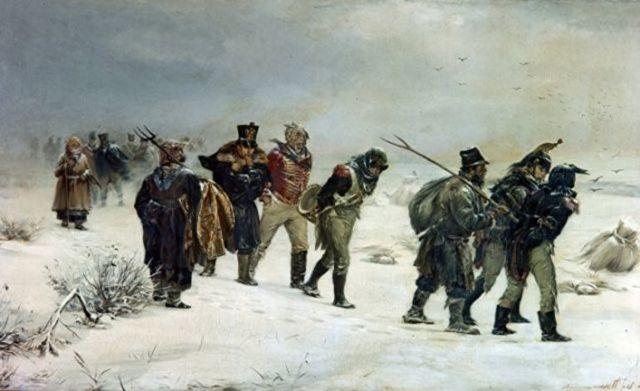 Сочинение Партизанская война в произведении Война и мир
