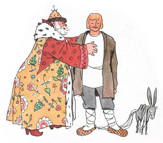 Характеристика Ивана (Конек-горбунок)