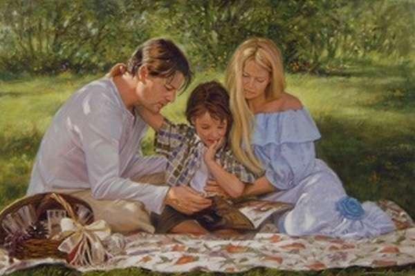 Сочинение на тему Книги в нашей семье