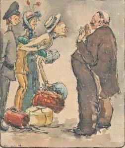 Анализ произведения Толстый и тонкий Чехова