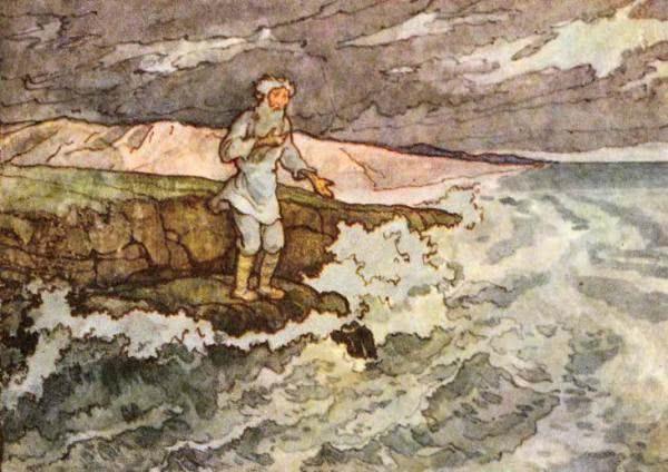 Моя любимая сказка Пушкина сочинение по Сказке о рыбаке и рыбке 4-5 класс