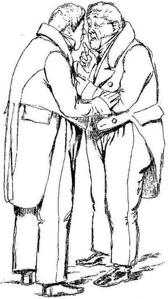 Сочинение Образ Бобчинского (Ревизор, Гоголь)