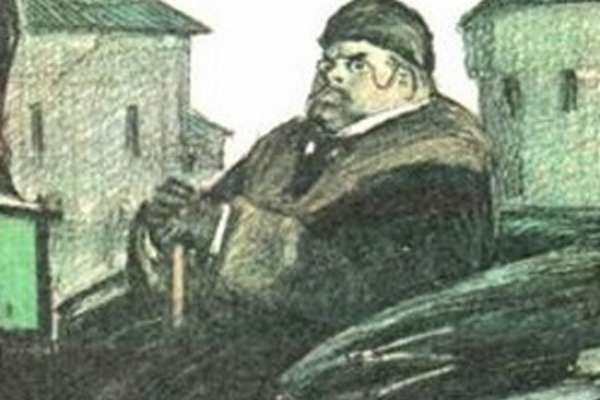 Характеристика Ионыча Старцева в рассказе Чехова