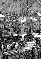 Сочинение Образ Петербурга в романе Евгений Онегин Пушкина
