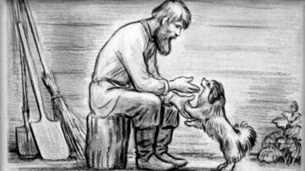 Отношение барыни к Герасиму и крестьянам сочинение