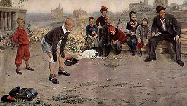 Сочинение по картине Вратарь от лица болельщика зрителя Григорьева (7 класс)