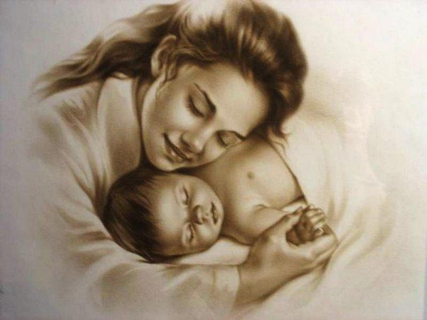 Сочинение про Маму
