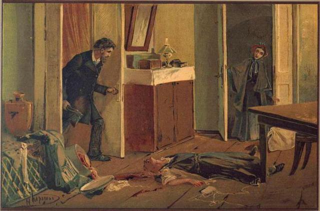 Женские образы произведения Преступление и наказание Достоевского